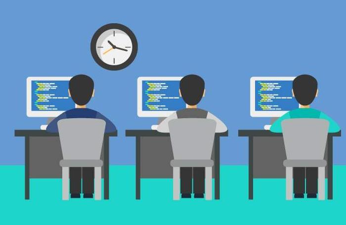 职业培训在线学习考试系统微信公众号制作案例
